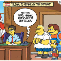 Justin Trudeau to appear on The Simpsons