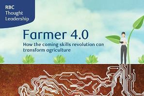 Canadian agriculture has great potential and major