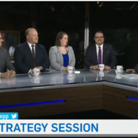 The Strategy Session panel discusses Andrew Scheer's absence from question period and the bill to cut middle class taxes.