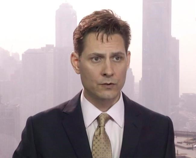 Chinese allow Michael Kovrig telephone call to sick father amid COVID-19 |  National Newswatch